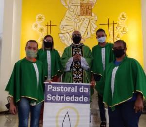 Pastoral da Sobriedade celebra a Semana Nacional sobre Drogas