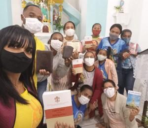 A catequese é para todos : Comunidade Nossa Senhora da Guia realiza jornada catequética em São Sebastião do Passé