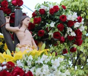 Inicia nesta segunda (11) os festejos em honra a São Sebastião