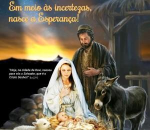 Baixe gratuitamente a Novena de Natal do Regional NE3 e reze em família