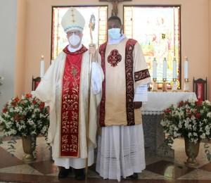 Primeiro padre da cidade de Madre de Deus será ordenado ainda este ano