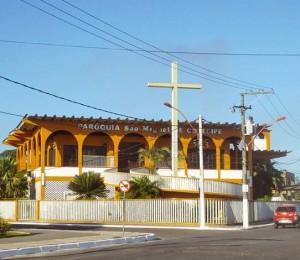 Igreja Virtual : Paróquia São Miguel de Cotegipe transmite momentos de Missa e oração pelas redes sociais
