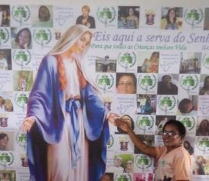 Dia do voluntariado :  Coordenadora Diocesana da Pastoral da Criança fala do papel transformador dos voluntários na vida das gestantes e crianças