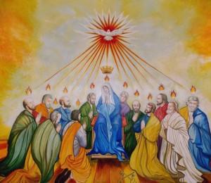 Pentecostes : Diocese de Camaçari prepara roteiro de oração para celebrar o pentecostes nas famílias