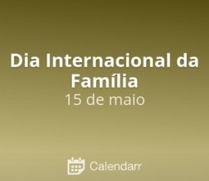 Assistente Eclesiástico da Pastoral Familiar envia uma mensagem para o dia Internacional da Família celebrado nesta sexta-feira (15/05)