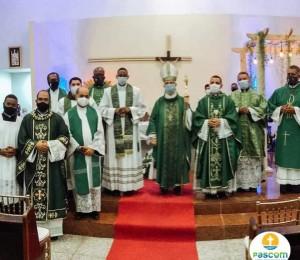 Paróquia São Francisco de Assis celebrou neste domingo (06/06) o Jubileu de dez anos