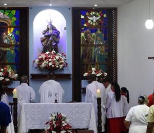 Paróquia Nossa Senhora da Conceição se prepara para celebrar sua padroeira