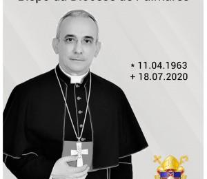 Diocese de Camaçari emite nota de pesar pelo falecimento de Dom Henrique Soares da Costa, Bispo de Palmares-PE