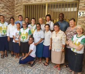 Bênção da casa das Irmãs Negras Agostinianas aconteceu nesta quarta (04/03)
