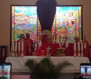 Domingo de Ramos : Dom Petrini convida as famílias à resgatar o verdadeiro sentido da Semana Santa e viver retiro espiritual com a Igreja doméstica