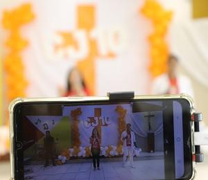 Edição online do  Crisjovem reuniu jovens da Diocese de Camaçari para celebrar o Dia Nacional da Juventude