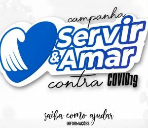Diocese de Camaçari lança campanha servir e amar contra o covid-19