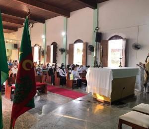 Missa na Paróquia São Roque marca a calebração dos 59 anos de Terra Nova
