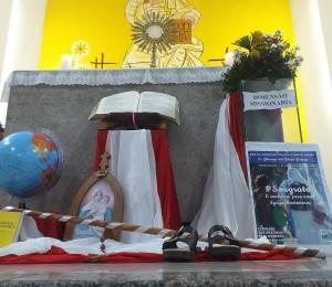Paróquia São Sebastião do Passé  realizou Semana da Gratidão