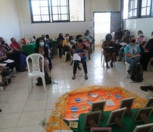 Missão do catequista foi tema de encontro com coordenadores paroquiais da Pastoral Catequética
