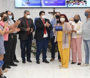 Sessão especial  celebrou os cinquenta anos da Associação Beneficente São Thomaz de Cantuária (ABSTC)