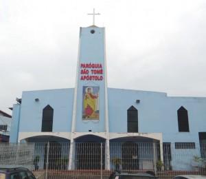 Paróquia São Tomé celebra seu padroeiro, os festejos seguem até o dia 03 de julho