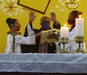 Segue até domingo (28) a programação de transmissões online de Missas na Paróquia São Sebastião