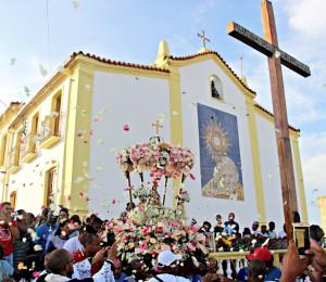 Festejos de Nossa Senhora das Candeias recebe título provisório de Patrimônio Imaterial da Bahia