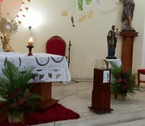 Paróquia São João Batista celebra tríduo e festa em honra a São José