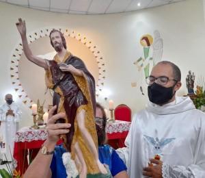 Segue até domingo (29) os festejos em honra a São João Batista em Ilha de São João