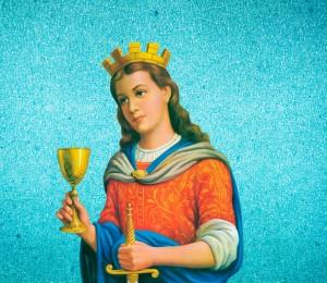 Missa em homenagem a Santa Bárbara será celebrada nesta sexta-feira (04/12) na Comunidade de Parafuso