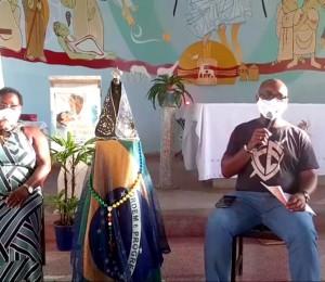 Através de live, atividades do mês missionário foram encerradas neste sábado (31/10) na Diocese de Camaçari