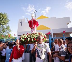 São Thomaz de Cantuária, padroeiro da Diocese e do município de Camaçari