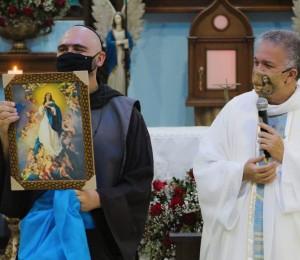 Segue até a próxima segunda (31 ) a Semana Mariana na Paróquia Nossa Senhora da Conceição