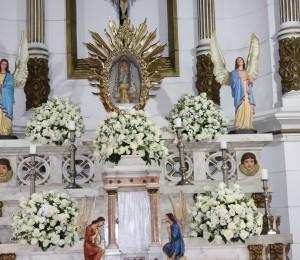 Santuário Nossa Senhora das Candeias anuncia festa da padroeira  com participação restrita