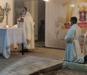 Fe, emoção e solidariedade marcaram a celebração de Corpus Christi