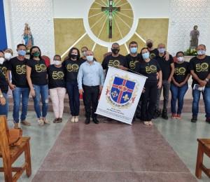 Casais da Diocese de Camaçari celebraram o Dia Nacional do ECC no último final de semana