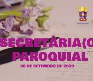 Secretários paroquiais, uma missão de fé