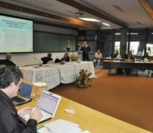 Dom Petrini participa em Brasília de reunião sobre Campanha da Fraternidade 2012 e 2013