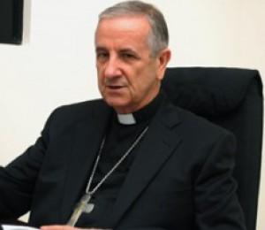 Confira a agenda de dom João Carlos Petrini no mês de Julho