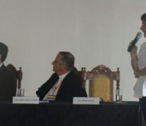 Dom Petrini participou do Seminário Nacional de Juventude e Bioética em Brasília