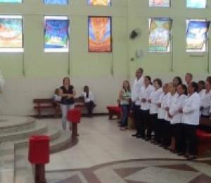 Em Santa Missa, dom Petrini