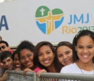 Seja um peregrino da Jornada Mundial da Juventude Rio2013