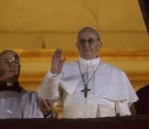 Francisco I, novo Papa