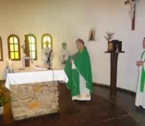 SM encerra com missa na Fazenda do Natal - Pontos Corações