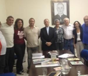 Comissão para Vida e a Família se reúne com outras entidades voltadas à família