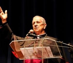 É sábado (23) a missa em Ação de Graças pelo aniversário de Dom Petrini