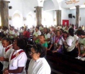 Pastoral da Criança celebra 2 anos de fundação