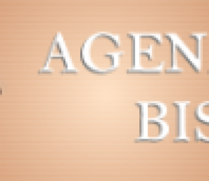 Agenda Semanal do Bispo