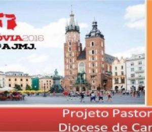 Setor Juventude apresenta ao clero Projeto Pastoral da JMJ Cracóvia
