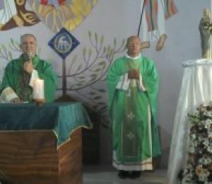 Fiéis celebram padroeira da Quase-Paróquia Santa Marcelina