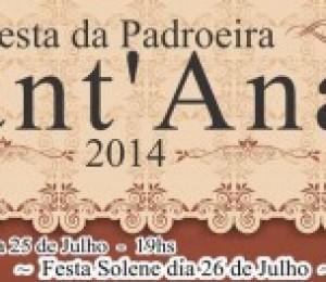 Festa da Padroeira Sant'Ana