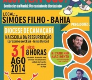 Ministério Jovem da Renovação Carismática promove encontro para juventude