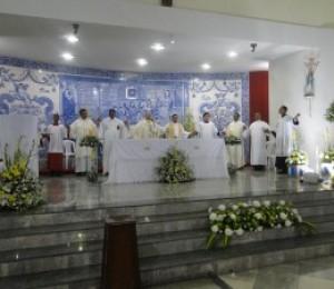 Paróquia Nossa Senhora da Boa Viagem celebra sua padroeira