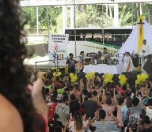 IV Crisjovem reúne mais de mil jovens em Dias D´ávila